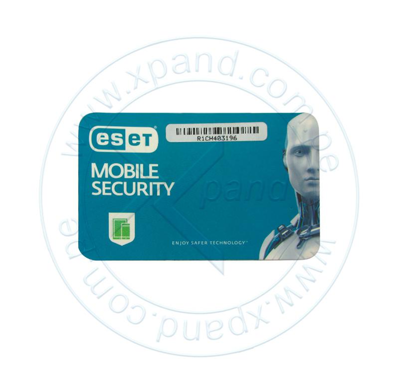 Imagen: Antivirus Eset Mobile Security, suscripción 1 año, para Android, Windows Mobile, y Symbian
