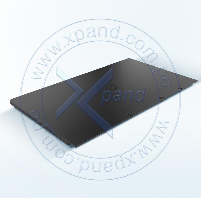 Imagen: Batería para funda de expansión HP ElitePad (H4F20AA).