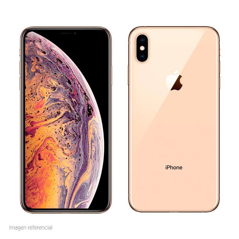 "Imagen: iPhone XS MAX, 6.5"" 2688x1242, iOS 12, LTE, DUAL SIM, Wi-Fi, Bluetooth, Desbloqueado."