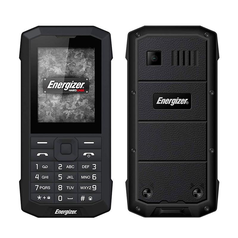 """Imagen: Teléfono celular básico Energizer 100, 2.4"""" QVGA, GSM, Dual SIM, Desbloqueado."""
