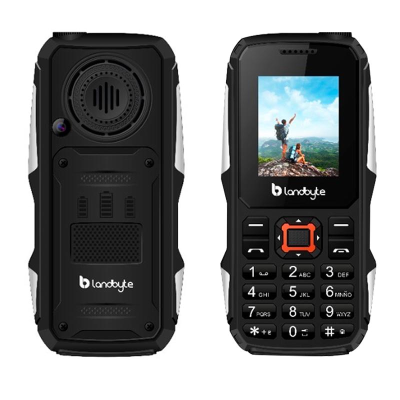 "Imagen: Teléfono celular básico LandByte LT1070, 1.7"" QVGA, Dual SIM, Radio FM, Desbloqueado"