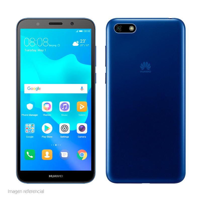 """Imagen: Smartphone Huawei Y5 2018, 5.45"""" 720x1440, Android 8.1, LTE, SIM, Desbloqueado."""