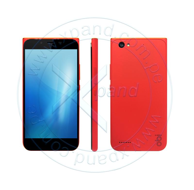 "Imagen: Smartphone OBI MV1, 5"" Touch, Android 5.1, Desbloqueado, WiFi/Bluetooth, LTE."