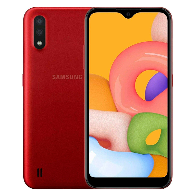 "Imagen: Smartphone Samsung Galaxy A01 Core, 5.3"" 720x1480, Android 10, LTE, Dual SIM, Desbloqueado"