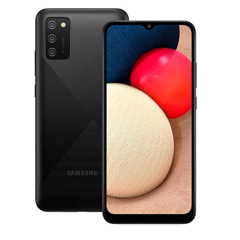 "Imagen: Smartphone Samsung Galaxy A02s, 6.5"", 720 x 1600, Android 10, LTE, Dual Sim, Desbloqueado"