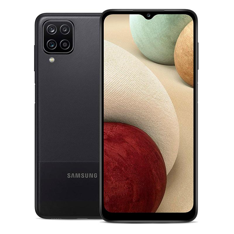 "Imagen: Smartphone Samsung Galaxy A12, 6.5"", 720 x 1600, Android 10, LTE, Dual Sim, Desbloqueado"
