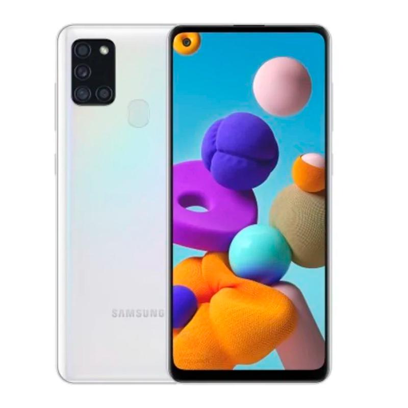 "Imagen: Smartphone Samsung Galaxy A21s, 6.5"" 720x1600, Android 10, LTE, Dual SIM, Desbloqueado"