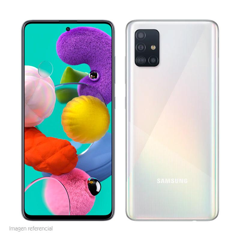 "Imagen: Smartphone Samsung Galaxy A51, 6.5"" 1080x2400, Android 10, LTE, Dual SIM, Desbloqueado"