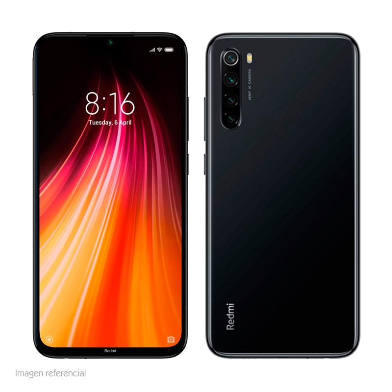 "Imagen: Smartphone Xiaomi Redmi Note 8, 6.3"" 2340x1080, Android 9.0, LTE, Dual SIM, Desbloqueado."