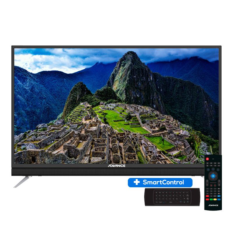 "Imagen: Televisor Smart Advance TVADV43NFHD, 43"" LED FHD, 1920 x 1080, Wireless, LAN."