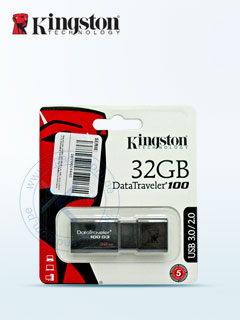 USB KING 32GB DT100G3 USB3.0