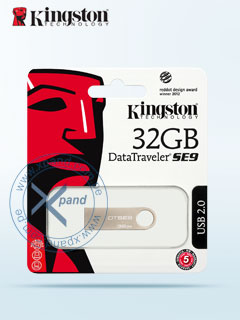 KING USB DTSE9H/32GB CHAMPAGNE