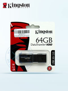 USB KING 64GB DT100G3 USB3.0