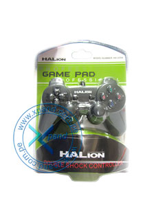Game Pad HA-2009 Controller, interfaz USB 2.0 cable.