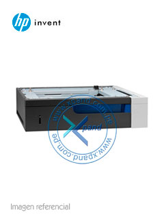 Bandeja HP Color LaserJet CE860A, 500 hojas, hasta A3, 21.6 x 14.7 cm - 29.7 x 43.2 cm.