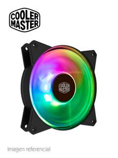 Fan CoolMaster MasterFan MF120R ARGB, 12 cm, 12VDC, 4 pines.