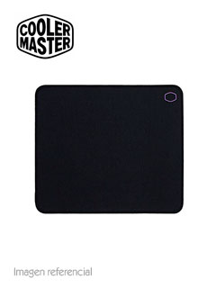 Mouse Pad Gaming Cooler Master, Negro, Tejido Cordura, base de goma, 3mm, 32 x 27 cm.