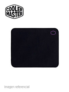 Mouse Pad Cool Master MP510 S, Tela, base de goma, Negro, 3 mm, 25 x 21 cm.