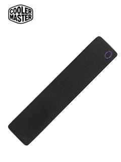 Mouse Pad Cool Master WR530 L, Tela, base de caucho, Negro, 18 mm, 43.9 x 9.5 cm.