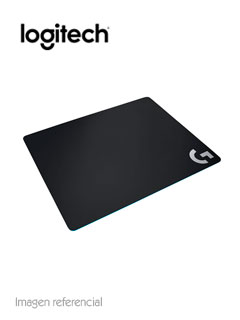 Mouse Pad Gaming Logitech G440, Negro, Doble Superficie, 3 mm, 34 x 28 cm.