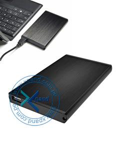ENCLOSURE USB 2.0/2.5'' SATA NG