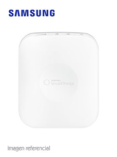 Samsung SmartThings Smart Home Hub, 2 USB Tipo-A, LAN RJ-45, Wireless 2.4GHz.