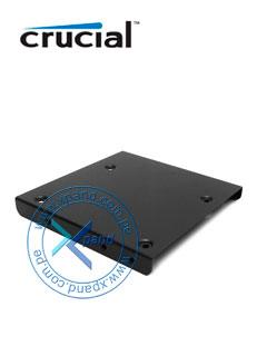 """Bracket Crucial SSD, para instalación de SSD de 2.5"""" en bahia 3.5""""."""