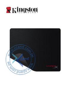 Mouse pad Kingston HyperX FURY Pro Gaming, negro, tamaño M.