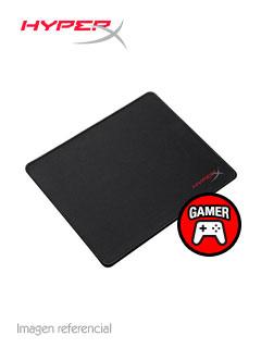 Mouse Pad Gaming HyperX Fury S Pro, Tela, Caucho, Negro, 3 mm, 29 x 24 cm.