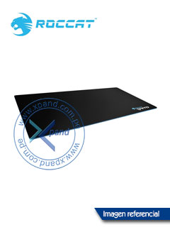 Mouse Pad Gaming Roccat Taito Series, XXL, Negro, Flexible, 3mm, 90 x 33 cm.