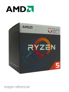 PROC AMD RYZEN 5 2400G 3.60GHZ