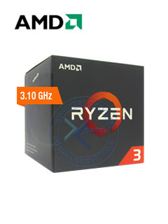 PROC AMD RYZEN 3 1200 3.10GHZ