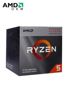 PROC AMD RYZEN 5 3400G 3.70GHZ