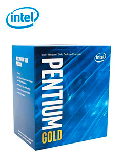 PROC IN PENT GOLD G6400 4.0GHZ