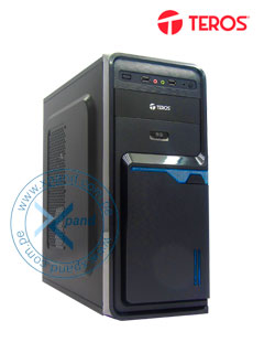 CASE TEROS ATX ST 1705 BLACK