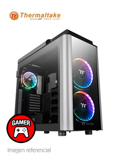 Case Thermaltake Level 20 GT RGB Plus Edition, Full Tower, Negro, USB 3.0, Audio.