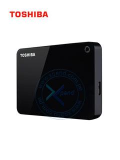 "Disco duro externo Toshiba Canvio Advance, 1TB, USB 3.0, 2.5"", Negro."