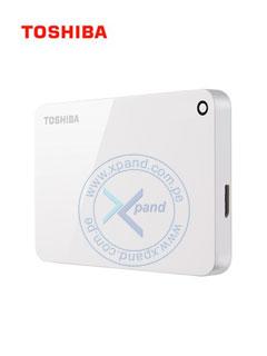 HD EXT 1TB TOSHIBA WHITE
