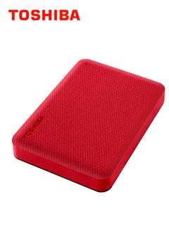 1TB CANVIO ADVANCE RED - V10