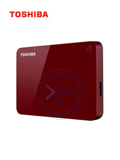HD EXT 2TB TOSHIBA RED