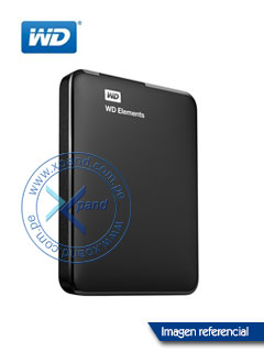 HD EXT ELEMENTS 2.5 1TB USB3.0