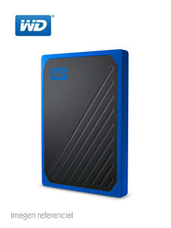 MY PASSPORT GO SSD 500GB