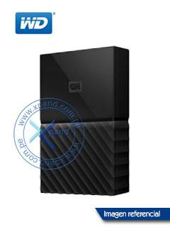 HD WD EXT MY PASSPORT BLK 4TB