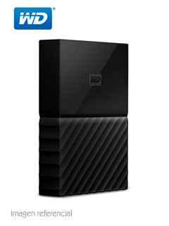 WD MY PASSPORT BLACK 1TB