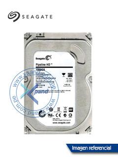 Disco duro Seagate Pipeline HD, 1TB, SATA 6.0 Gb/s, 5900 RPM, 3.5, PULL.