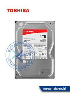 """Disco duro Toshiba P300, 1TB, SATA 6.0 Gb/s, 7200 RPM, 3.5""""."""