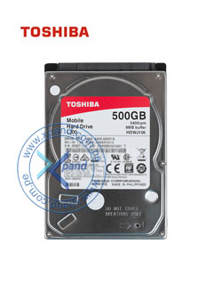 HD TOS 500GB SATA 5400 NB