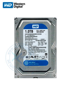 "Disco duro Western Digital  WD10EZEX, capacidad 1TB, SATA 6GB/s, formato  3.5"""