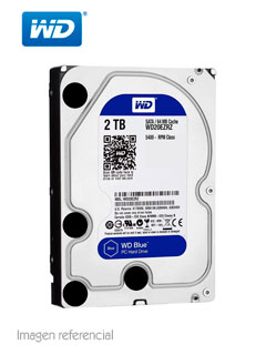 HD WD 2TB SATA3 256MB BLUE