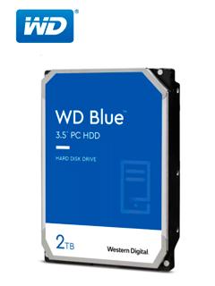HD WD 2TB SATA3 7200RPM 256MB